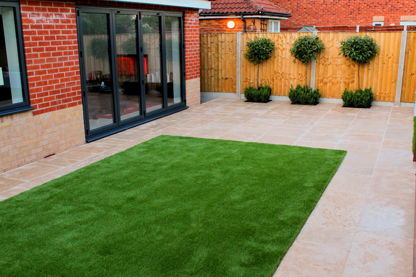Green Acorn Landscape Design Contemporary