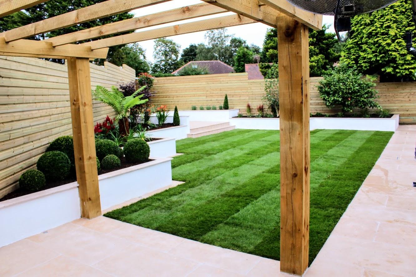 Green Acorn Ireland Landscape Design Lawn