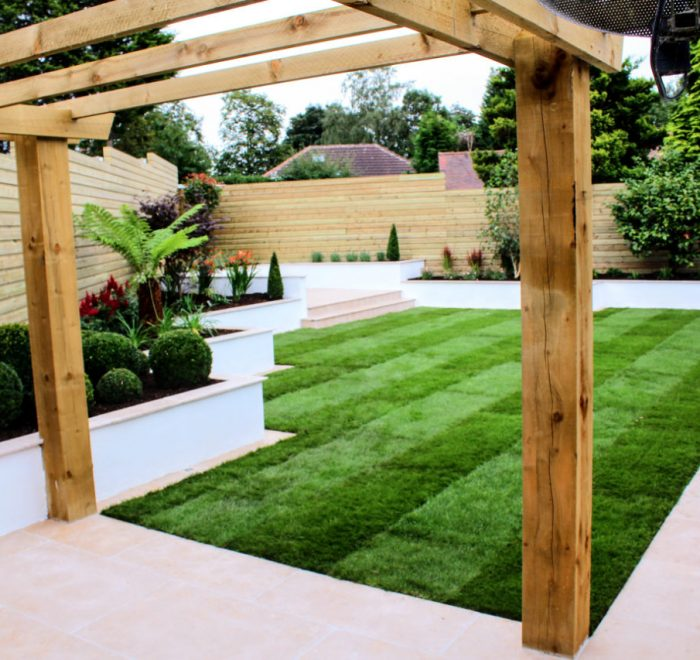 Green Acorn Landscape Design Garden Project