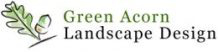 Green Acorn Landscape Design Logo